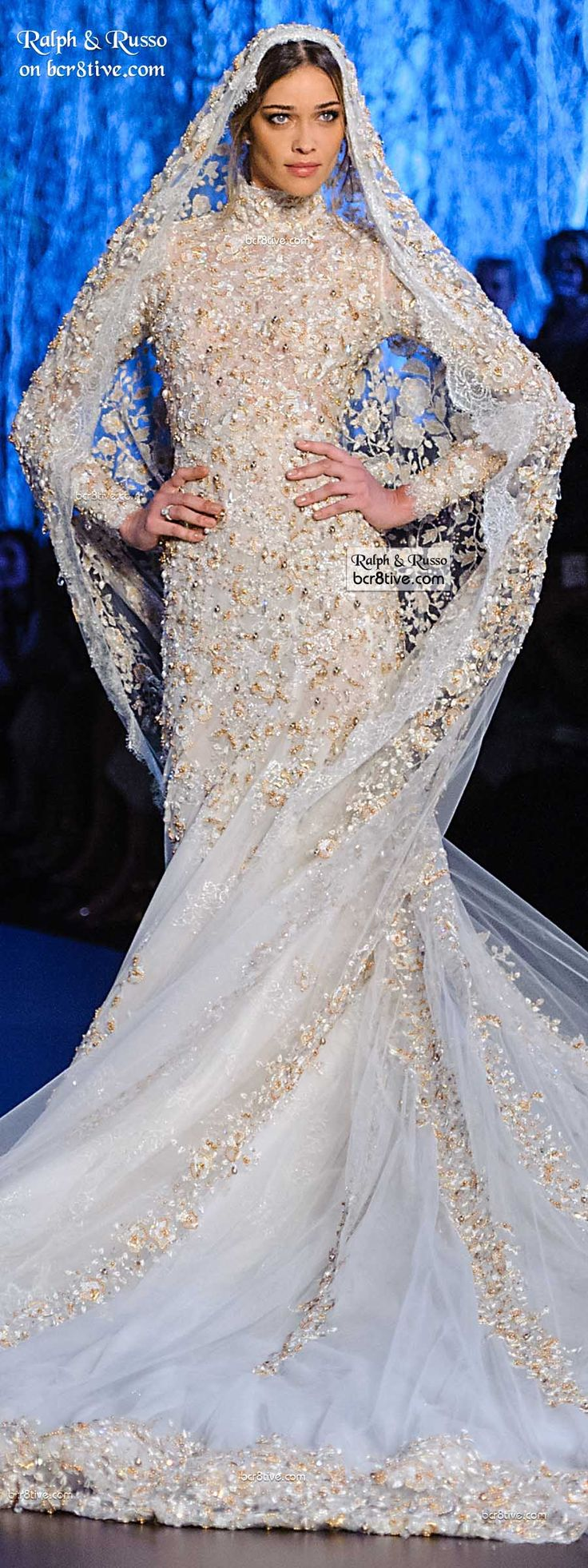 Ralph & Russo Haute Couture Fall 2015-16 Collection ...