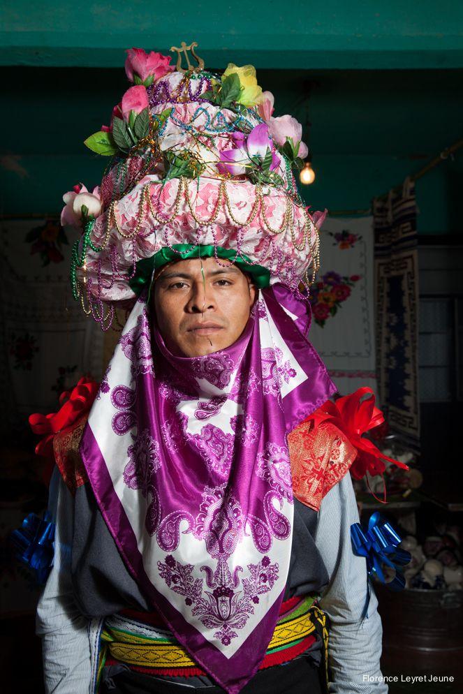 All things Mexico. Moros celebrando a San Pedro, Michoacan, Mexico  Moors celebrating San Peter, Michoacan, Mexico  © Florence Leyret Jeune