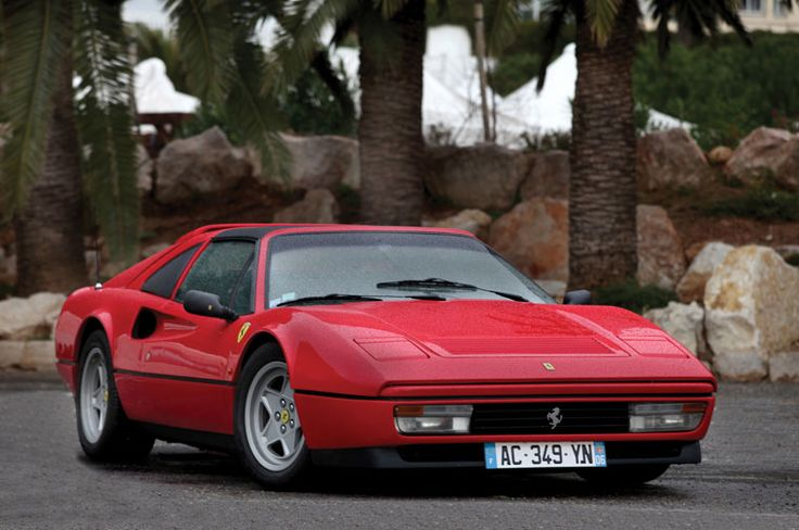 #1985 #Ferrari #328 #youngtimers #quartierdesjantes