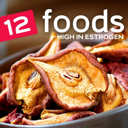 Balance your hormones with these estrogen rich foods…