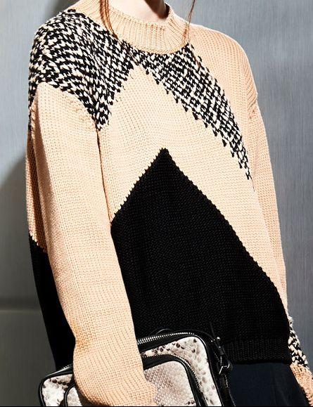 Decorialab knitwear Studio www.decorialab.com — DecoriaLab: Sportmax Resort 2014 Details