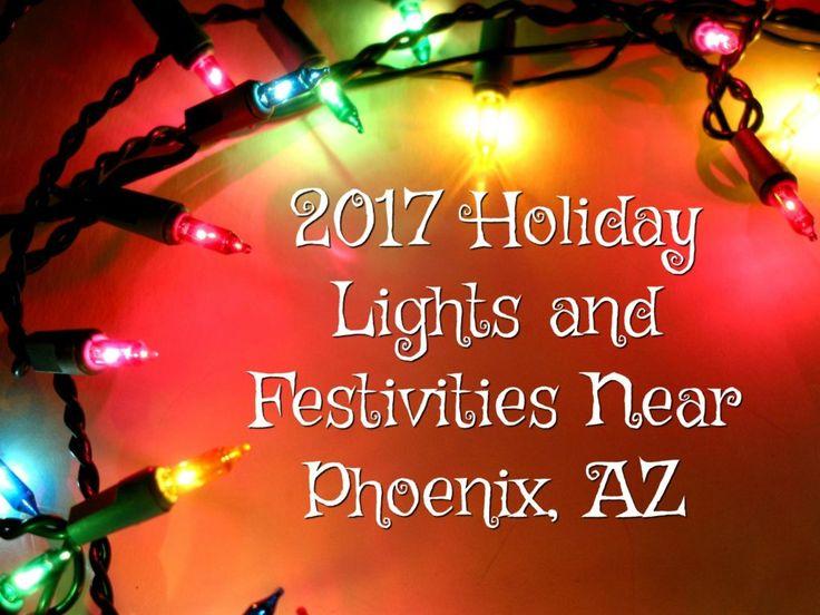2017 Holiday Lights and Festivities Near Phoenix, AZ ≤ Auto Services, Auto Repair Shop, Phoenix, Arizona | Virginia Auto Service