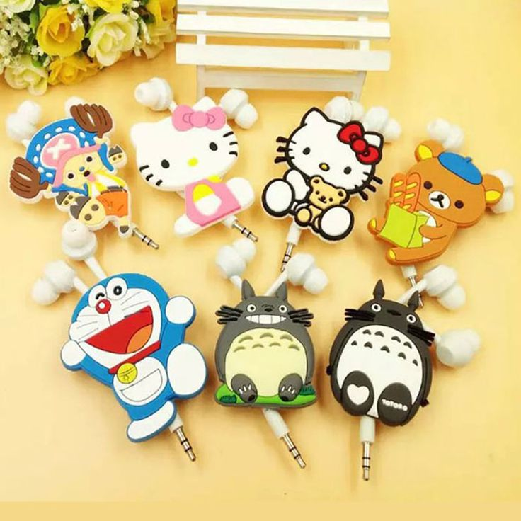 2016 New Good Gift 3.5mm Cartoon Earphone cat headphone headset earbuds retractable headphones For Samsung Xiaomi HTC MP3 MP4-in Earphones & Headphones from Consumer Electronics on Aliexpress.com | Alibaba Group