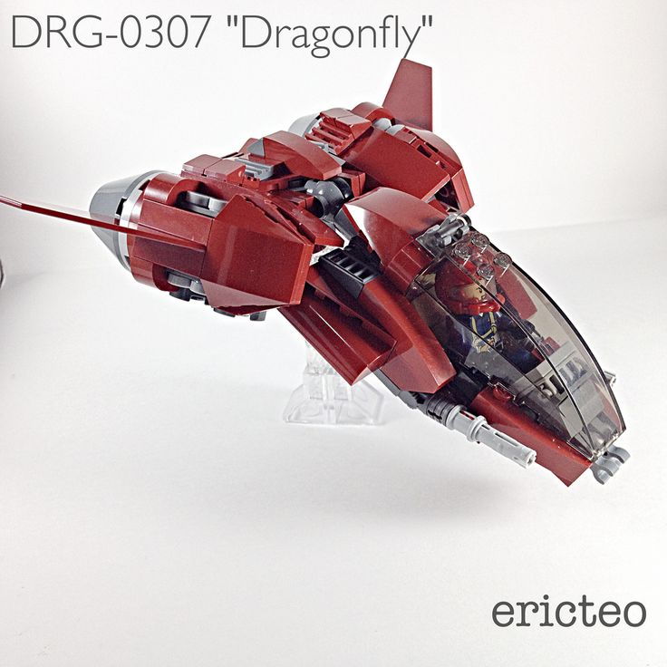 "DRG-0307 ""Dragonfly"" 