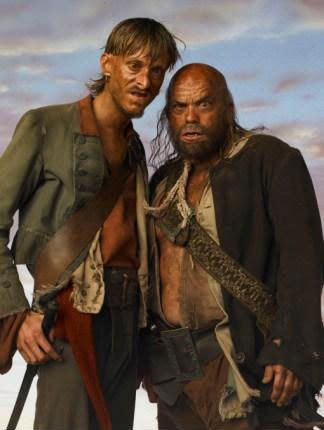 *PINTEL & RAGETTI ~ Pirates of the Caribbean. my favorite characters
