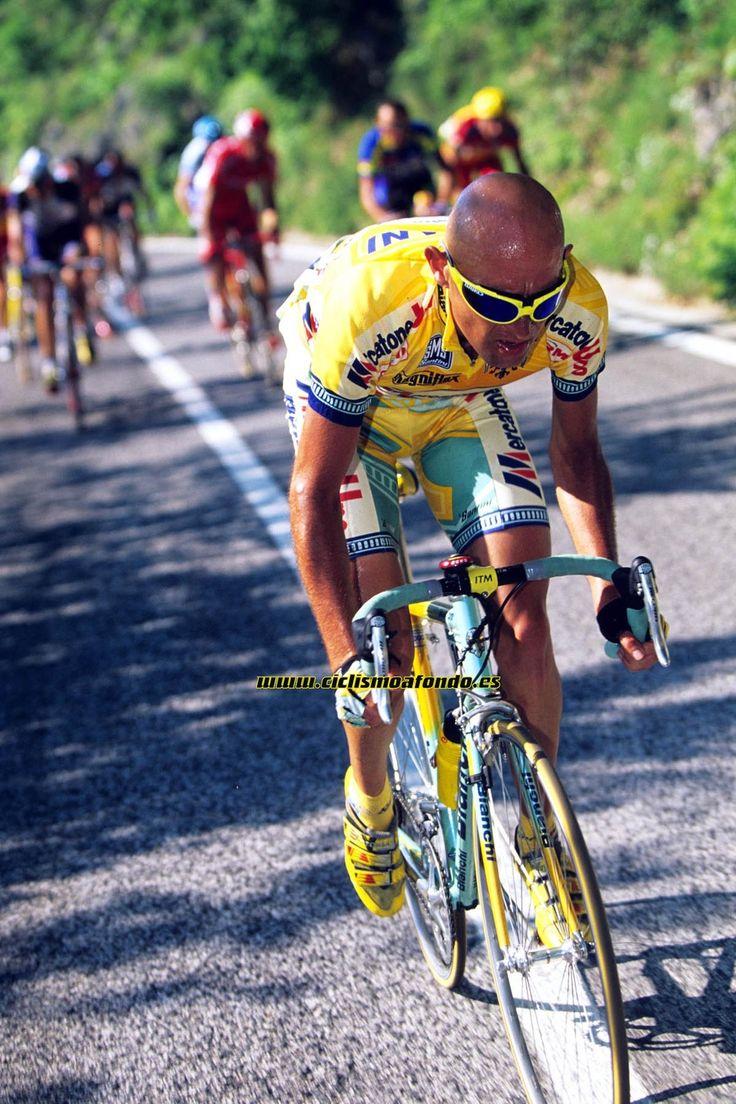 #MarcoPantani #PersonalTrainerBologna #bicicletta #ciclismo #sport #endurance #bdc