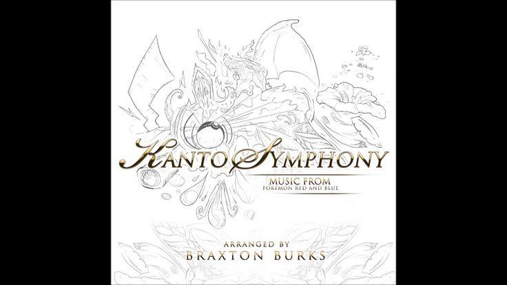 Braxton Burks - Kanto Symphony OST (Music from Pokémon Red and Blue)