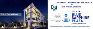Galaxy Blue Sapphire Plaza Noida