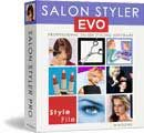 """Salon Styler Pro Evo software #salon #software #review http://new-zealand.remmont.com/salon-styler-pro-evo-software-salon-software-review/  # Salon Styler Evo / Pro Salon Styler Evo is the salon industry's leading hairstyle imaging software, used by the top hair salons and beauty schools world wide. In a digital makeover session you can quickly fit your clients with """"a virtual hair"""" hairstyles from Salon Styler's database of 1,000s of hairstyle choices. Plus, you can apply makeup from the…"""