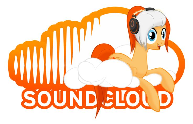 My Little SoundCloud by ParallaxMLP on deviantART when i found this i was like YESSSSS. sound cloud is my life!!! jk