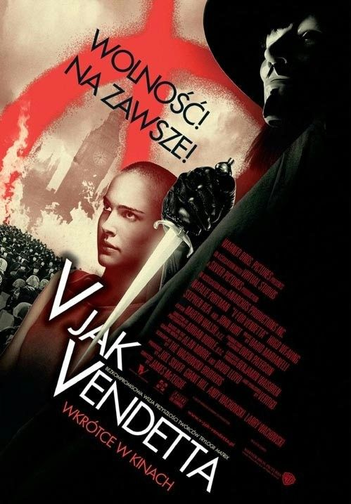 V jak vendetta / V for Vendetta