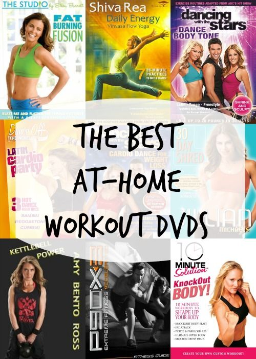 Best At-Home Fitness DVD Recommendations via Tipsaholic.com