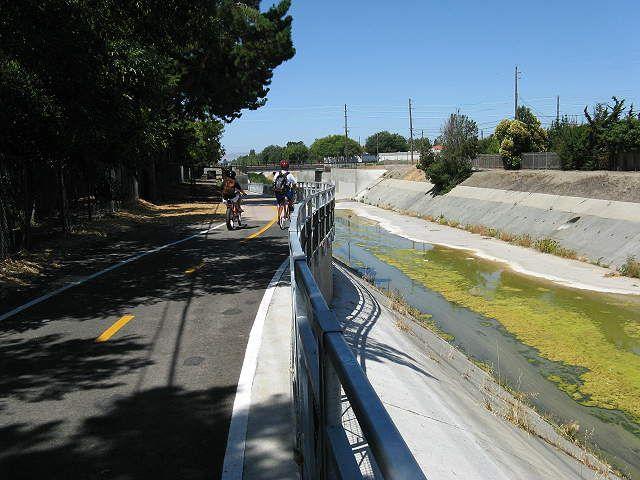 San Tomas Aquino Trail