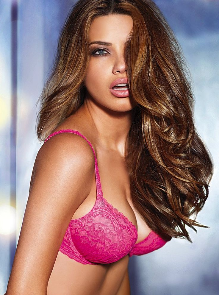 The Queen of Brazilian models, Adriana Lima.