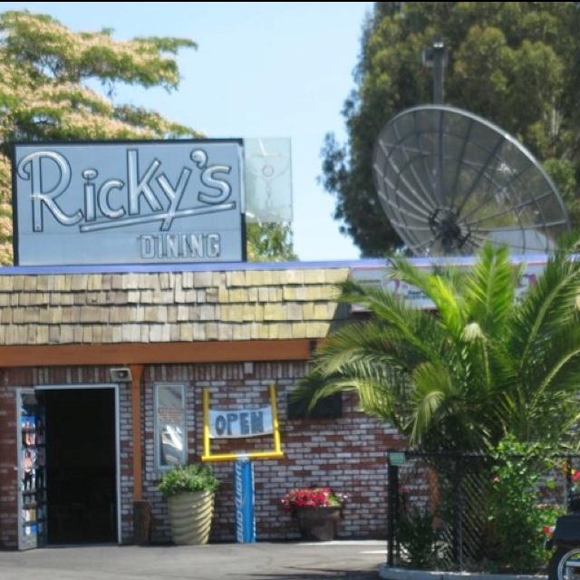 Ricky's Sports Bar Oakland California. Got baptized into the Raider Nation here!