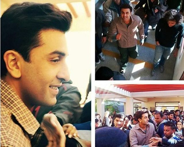 Ranbir Kapoor Reveals His Never Seen Before Avatar In 'Tamasha'. Check out his many looks from his upcoming film 'Tamasha'  #RanbirKapoor #Tamasha #Bollywood #follo #RanbirOnFollo