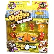 """8 Pack Ugglys Pet Shop from Toys """"R"""" Us Canada $9.67 (26% Off) -"""