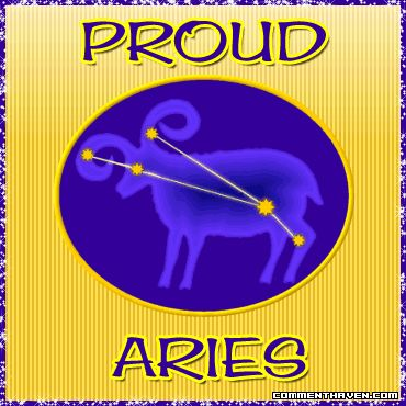 Proud Aries Image