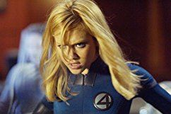 Jessica Alba in Fantastic Four (2005)
