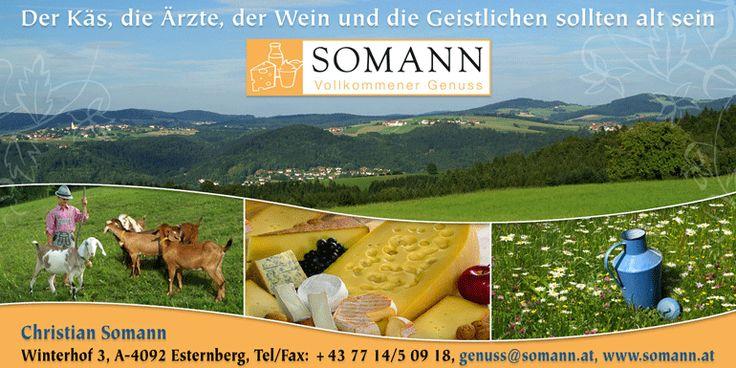 Käsehandel Somann | Vollkommener Genuss