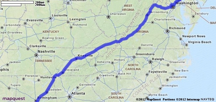 Driving Directions from 6626 Woodside Ct E, Theodore, Alabama 36582 to 403 Stratford Ave, Haddon Township, New Jersey 08108 | MapQuest