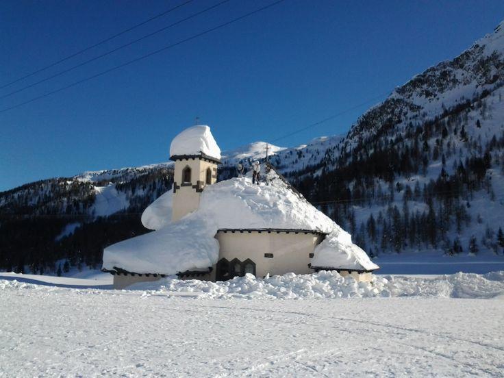 Chiesetta di Sant'Antonio al Passo San Pellegrino