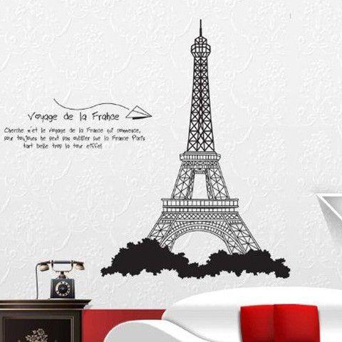 Falmatrica - Párizs, Eiffel torony