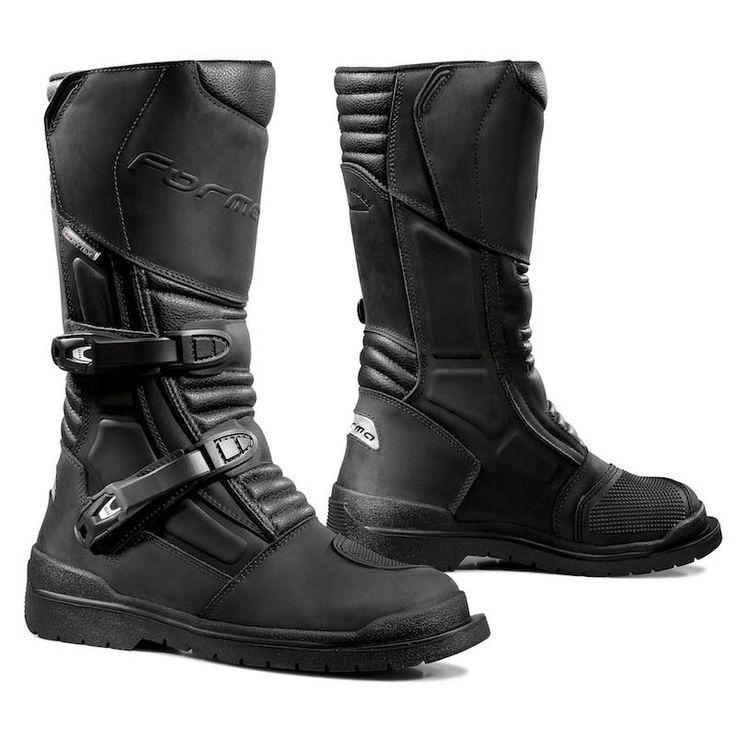 Bottes forma cape horn noir Bottes moto, Bottes et