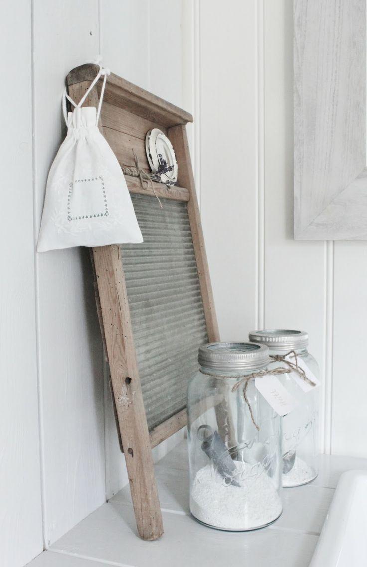 Smart måte og oppbevare vaskepulver på