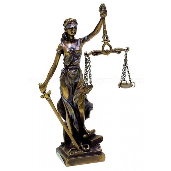 lady justice statue drawing - photo #38