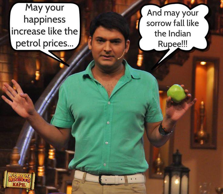 #Kapil ka Aashirwaad!