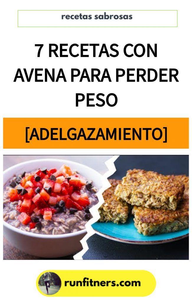 7 Recetas con AVENA para perder peso [adelgazamiento] Cereal, Beef, Breakfast, Food, Cata, Ideas Para, Fitness, Super Foods, Loosing Weight