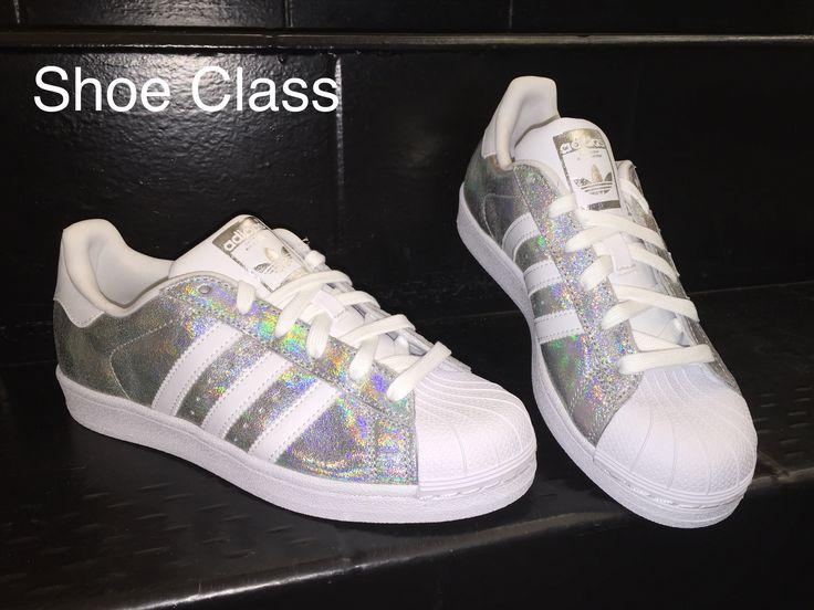 Adidas Superstar Rainbow Glitter