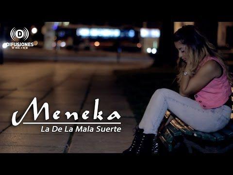 Meneka - La De La Mala Suerte (Official Video Cover) - YouTube