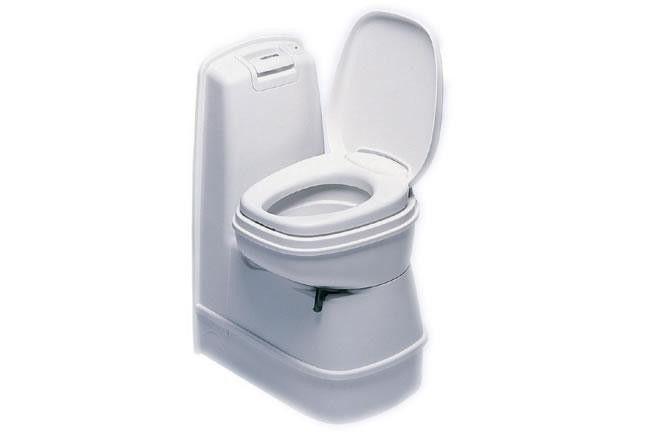 Thetford Cassette C200 CS Toilet, comes with access door.  price: £329.99.  www.worldofcamping.co.uk