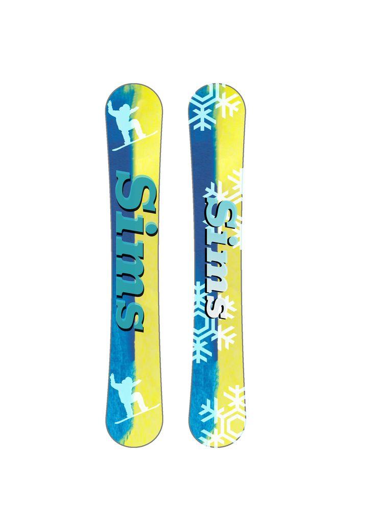 SnowBoard Pair 2
