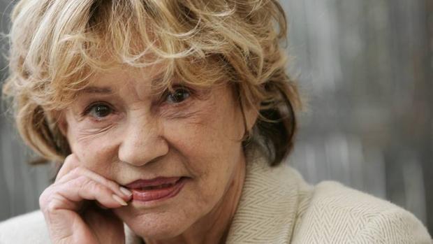 Muere Jeanne Moreau a los 89 años  La actriz francesa interpretó películas tan conocidas como «La notte», de Michelangelo Antonioni, o «Jules et Jim», de François Truffaut