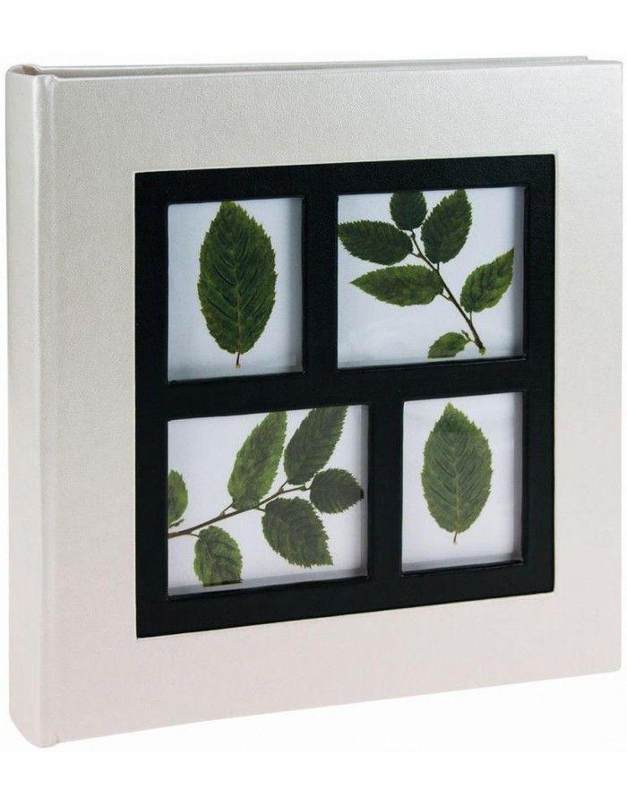 Einsteckalbum Leaves 200 Fotos 10x15 cm