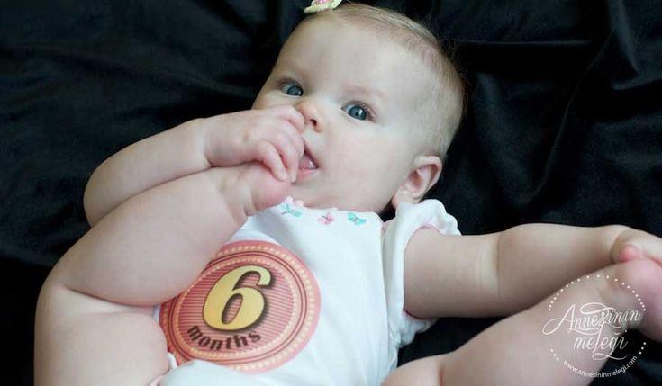 Bebek Gelişimi   6 Aylık Bebek Gelişimi