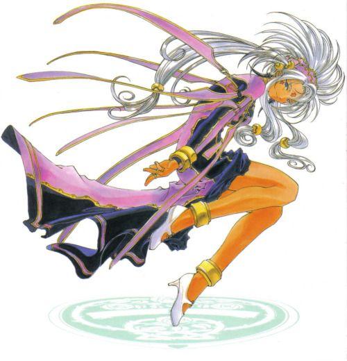 fehyesvintagemanga:  Fujishima Kousuke – Ah! My Goddess