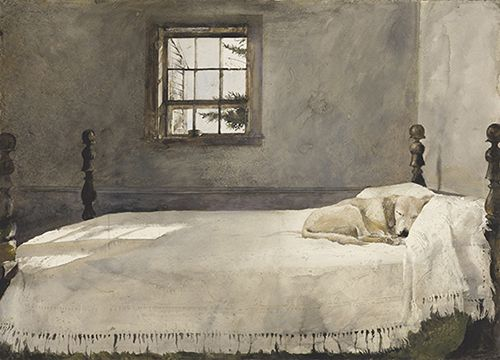 Andrew Wyeth at 100: A Family Remembrance | Fenimore Art Museum