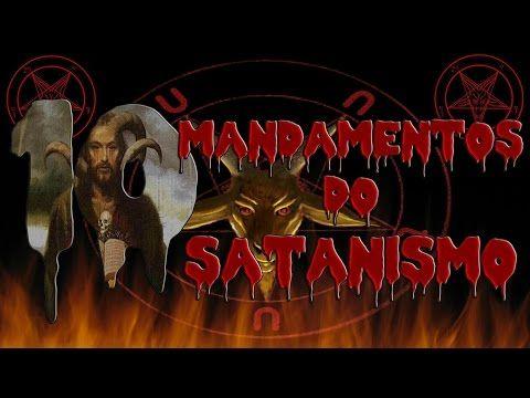 Os 10 Mandamentos Satânicos