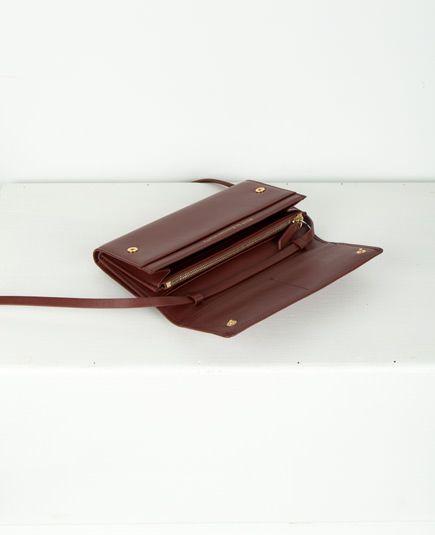 Want Les Essentials de La Vie - Bradshaw Wallet with Strap