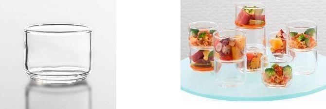 ミニボール (積み重ねタイプ) - 東洋佐々木ガラス株式会社