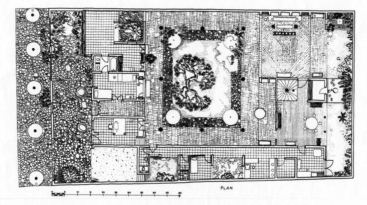 Ena de Silva House, 1962