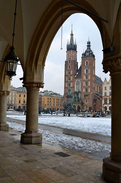 Krakow, Poland (by DarkB4Dawn)