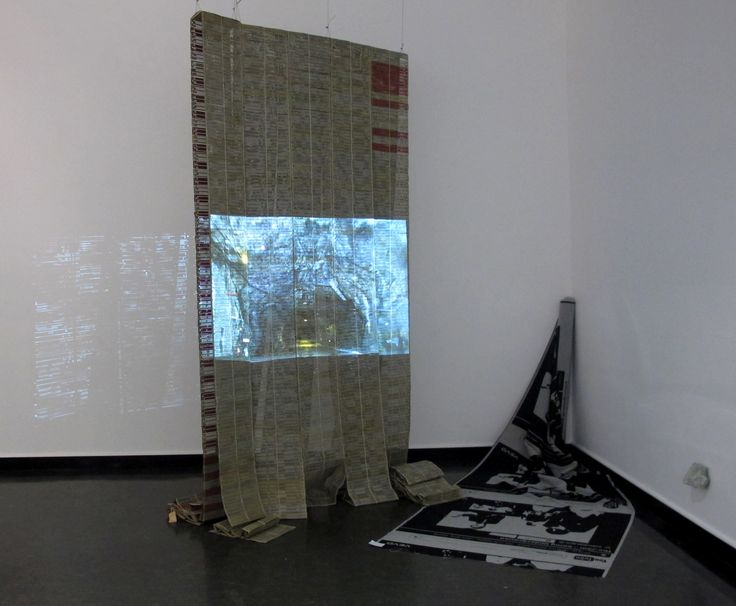 The conservation of Man and death of the Material Girl - Ingeborg Annie Lindahl 2012