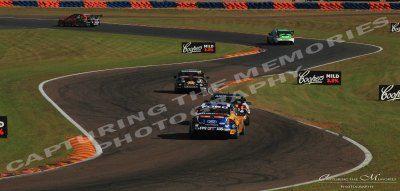 V8 Supercars - a true blue Aussie past time