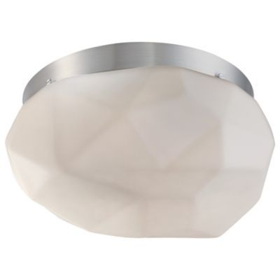 Facet Flushmount by Forecast LightingForecast Lights, Sinks Lights, Ceilinged Surface Mount, Modern Values, Bargain Kitchens, Commercials Drive, Faceted Flushmount