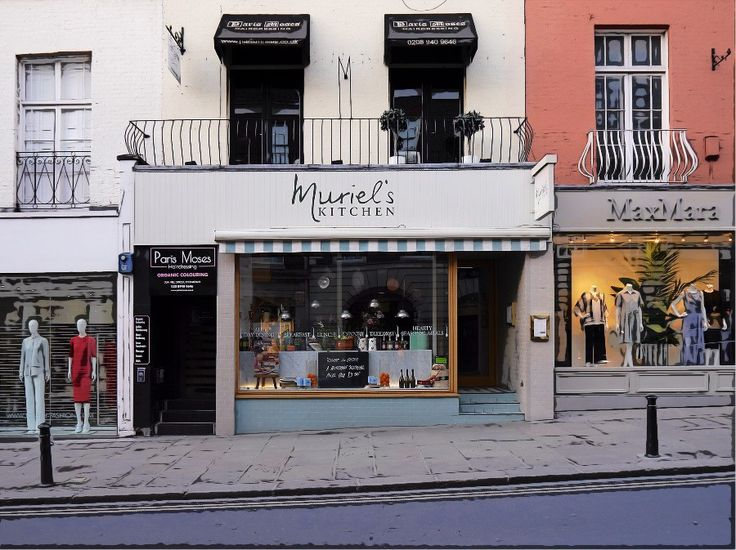 Welcome to Muriel's Kitchen! Home-cooked authentic food that families have loved for generations.